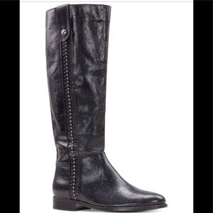 New! Patricia Nash Carlina Leather riding boot